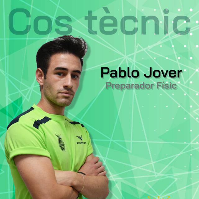 Pablo Jover